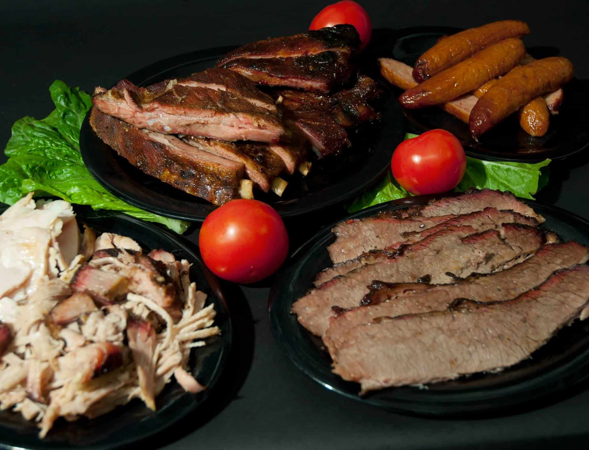 Hickory Smoked BBQ Buffets