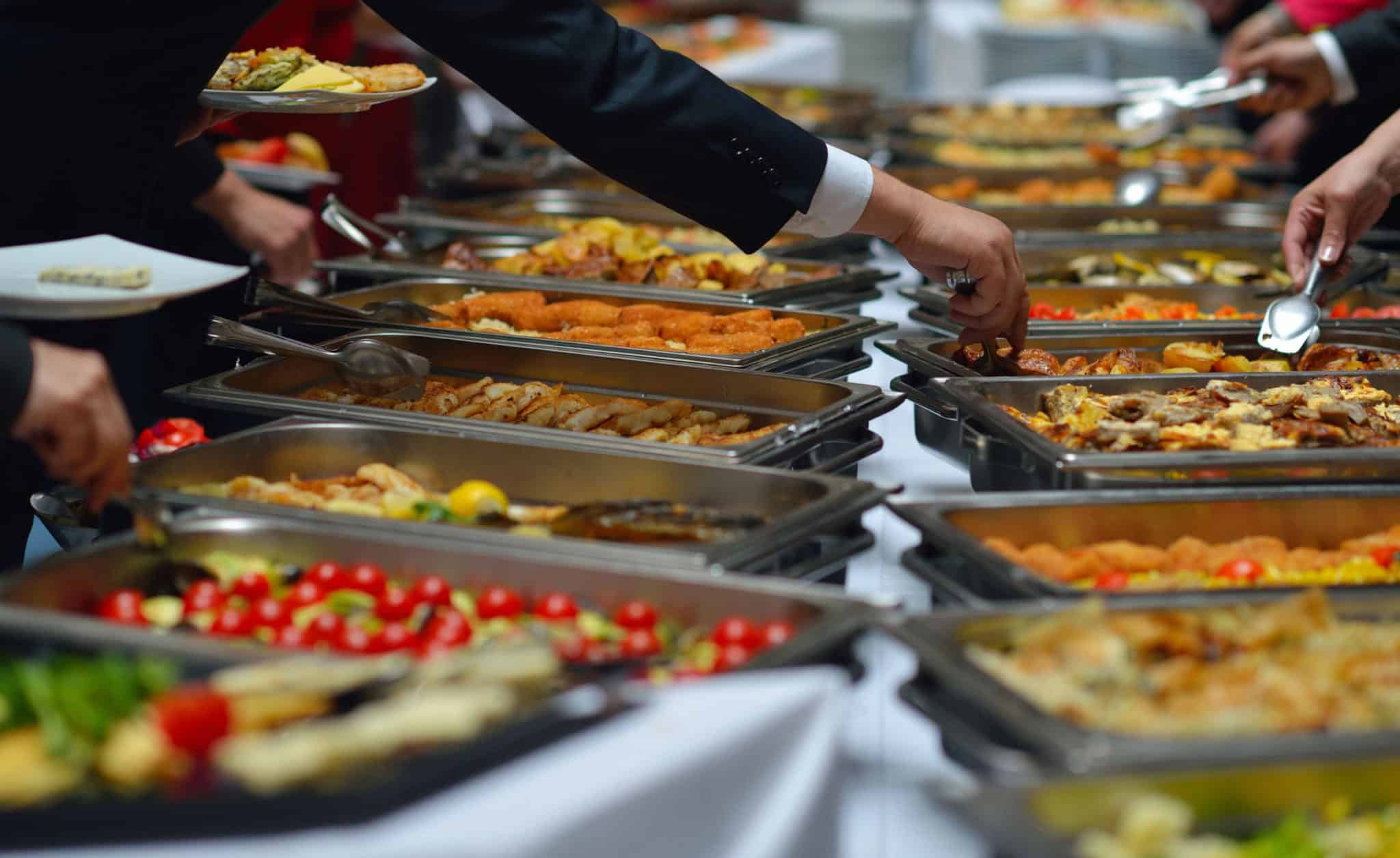 Customized Menus and Service for Your Event